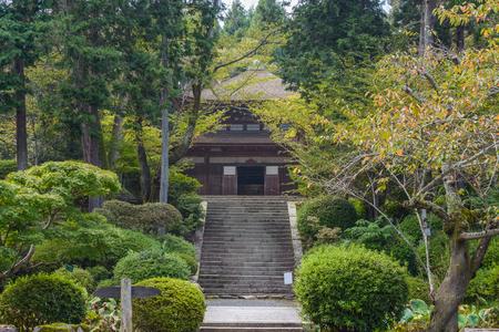 Scenery of the Mii dera temple in Otsu, Japan Stok Fotoğraf - 93780986