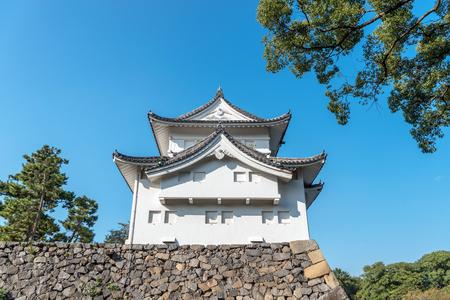 Southwest corner oar of Nagoya-jo castle Editorial