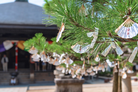 Scenery of Chion-ji Temple in Miyazu city, Kyoto, Japan
