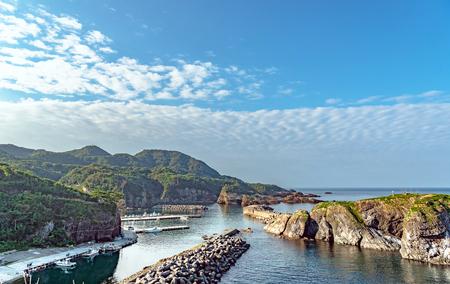 Hinomisaki fishing port