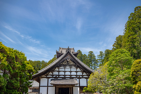 Temple kitchen (kuri) of the Zuigan-ji temple in Miyagi, Japan