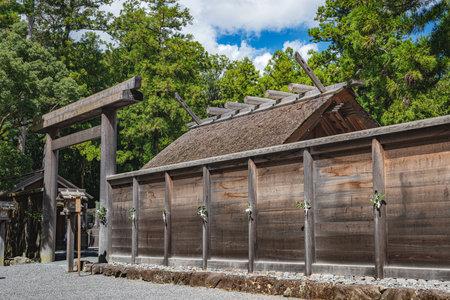 Scenery of the Ise Geku Grand Shrine 新聞圖片