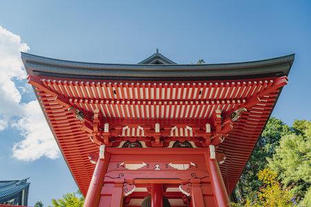 Bell tower of the Enryaku-ji temple