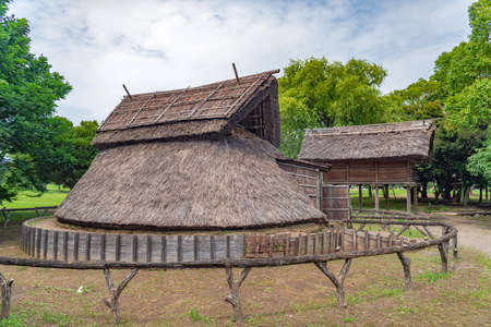 Pit dwelling house of Toro archaeological site
