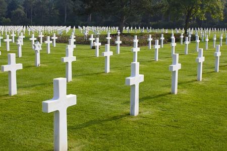 omaha: American Cemetery and Memorial, Omaha Beach Editorial