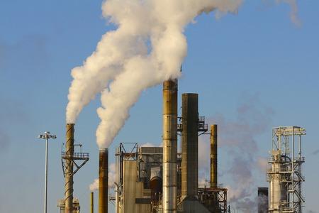 Factory Smokestacks