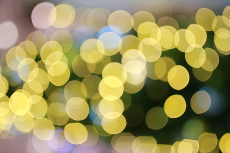 Abstract wallpaper Bokeh background
