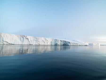 Arctic Iceberg in Greenland Banco de Imagens