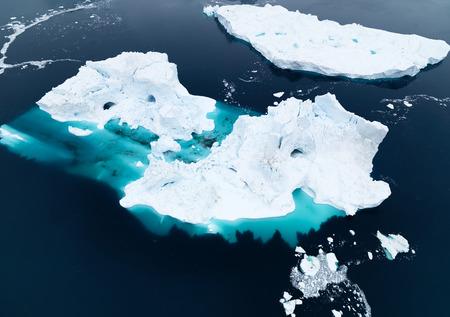 arctic iceberg Banco de Imagens