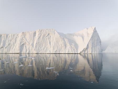Icebergs in Arctic OCean Stockfoto
