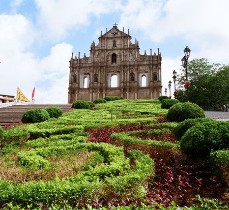 macau: Macau.