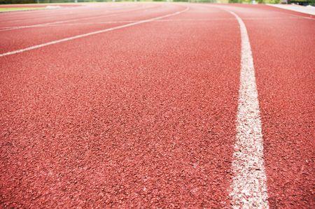 pista de atletismo: pista de atletismo de raza, de concepto o de fondo.