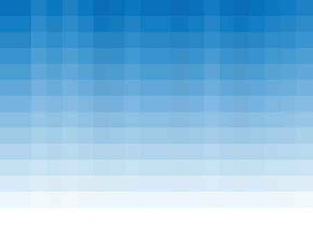 blue abstract background in fading grids pattern Stock Vector - 8337543