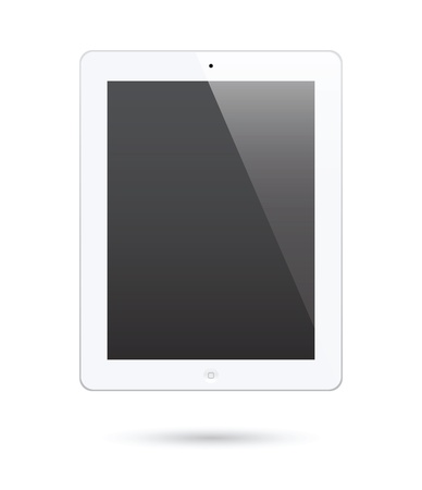 tablet Stock Photo - 10051821