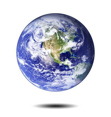 earth image for conceptual usage. Stock Photo - 10598944