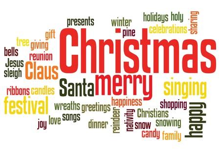 フォーマット: クリスマスの背景、ベクトル形式。