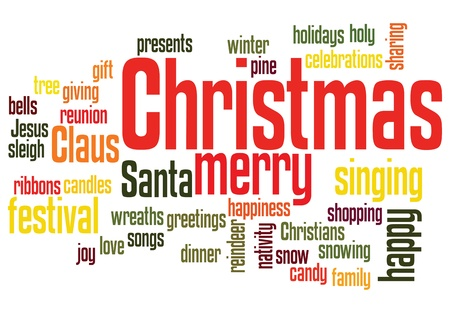 christmas background, vector format.  Stock Vector - 10649368