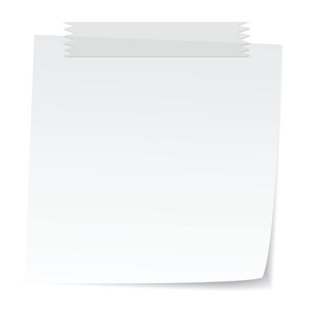 masking: notas de mensaje con cinta adhesiva, cinta adhesiva es con la transparencia que puede moverse libremente, con efectos de superposici�n.