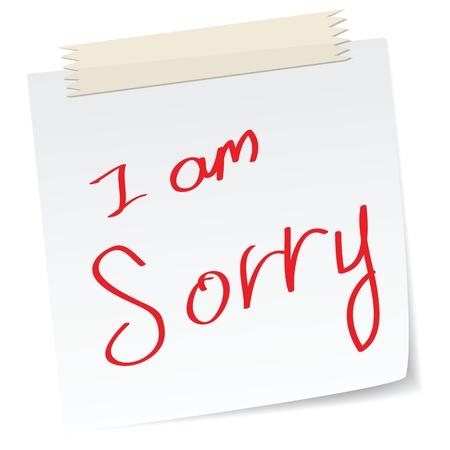 메달: 내가 사과 개념에 대해 유감과 필기 노트