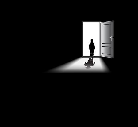 悪夢を説明したり、子供や子供のころの恐怖します。