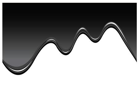 druppelolie achtergrond afbeelding, kan worden aangesloten naadloos. Vector Illustratie