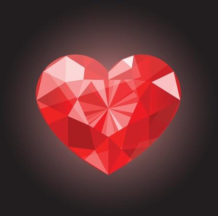 marriage proposal: valentine heart, for valentine background usage.