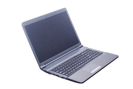 ultrabook: isolated laptop computer