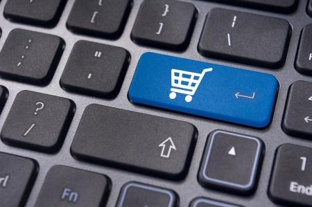 teclado: mensaje en el teclado normal, por conceptos de compras en l�nea.