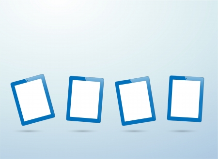 photo frame for image or message display  Stock Photo - 17394131