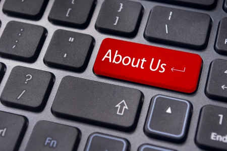about us: concepts of about us for online business