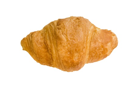jpg: isolated croissant with clipping path in jpg.