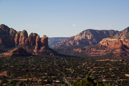 sedona view photo