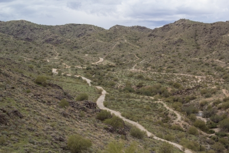 south mountain preserve