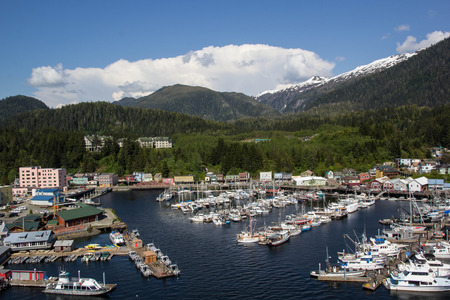 Port of Ketchikan Alaska