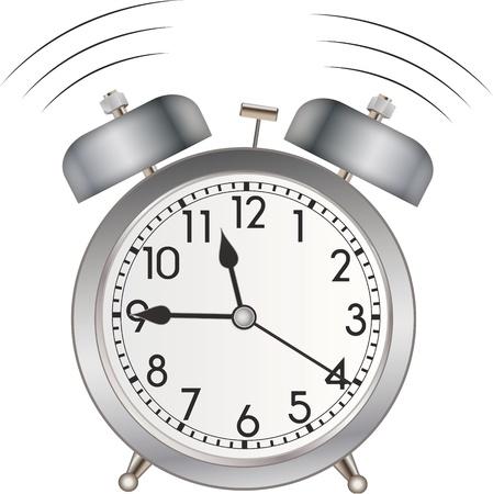 alarm: alarm clock