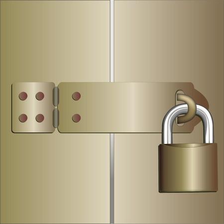 padlocked: padlocked