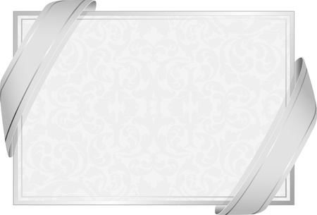 neutral background: neutral white background with decorations