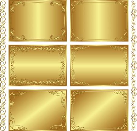 fronteiras: Jogo de fundos de ouro