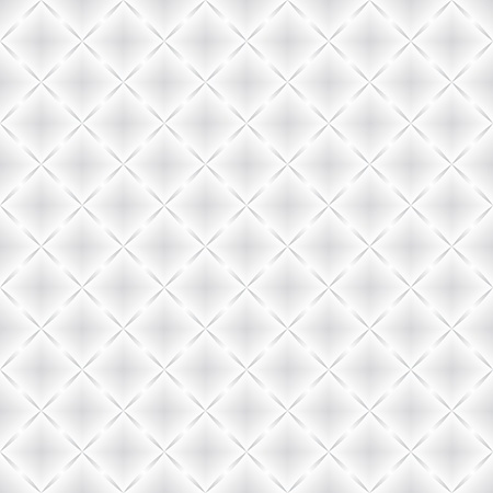 quilted fabric: white neutral  background - seamless Illustration
