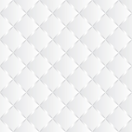 quilted fabric: white background - seamless