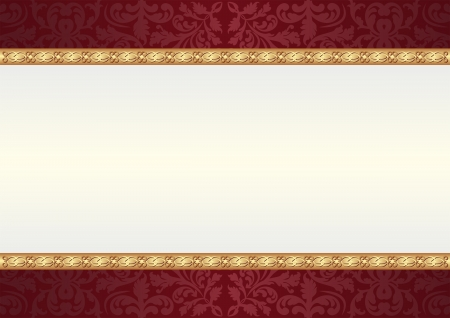 sfondo viola con ornamenti e glamour