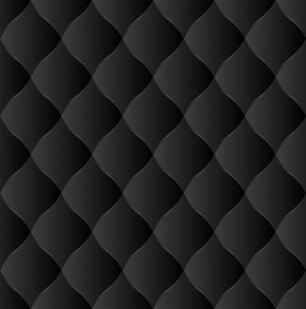 black neutral  background - seamless Illustration
