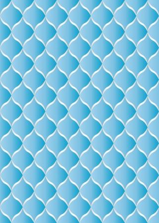 shone: blue background - seamless