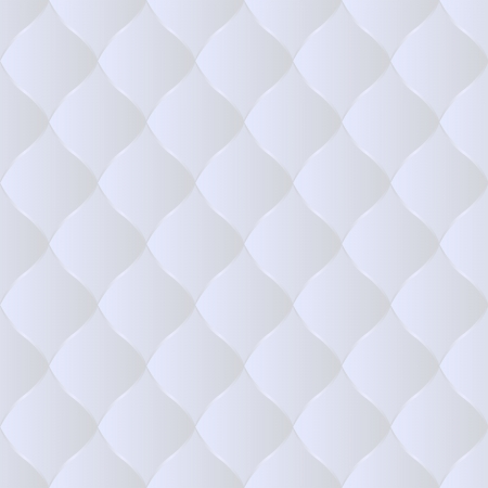 quilted fabric: light blue background - seamless