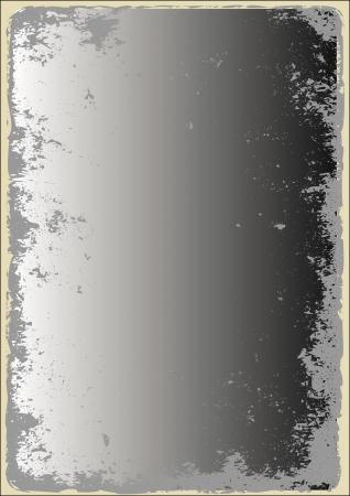dilapidated: grunge background - old, dilapidated mirror