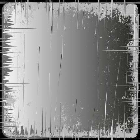 dilapidated: gray grunge background