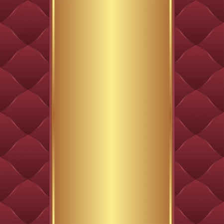 dark red and gold  background with copy space