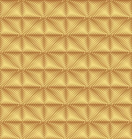 golden pattern seamless
