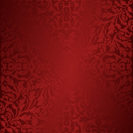 claret red: maroon and red background with ornaments