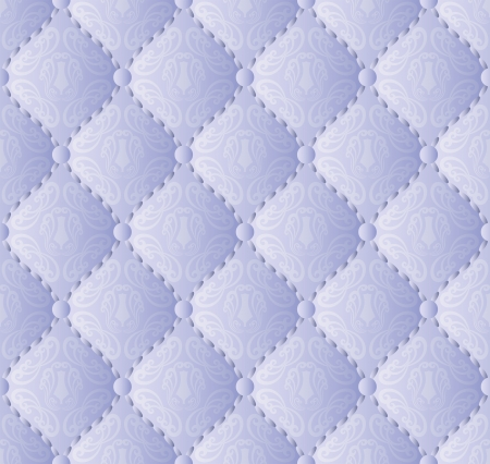 quilted fabric: violet wallpaper seamless Illustration